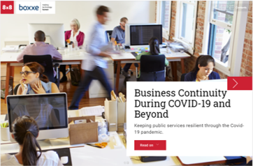 Business Continuity During COVID-19 and Beyond